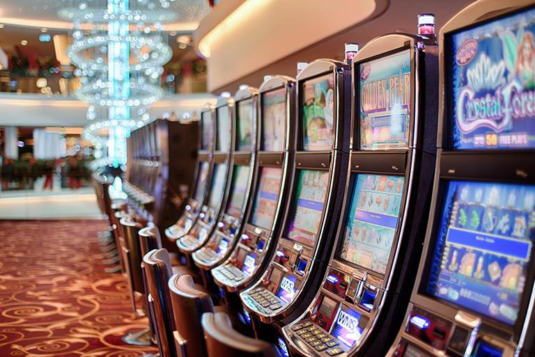 web-based gaming machine